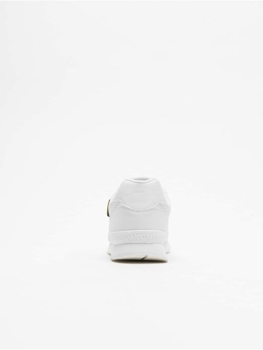 Amstaff Sneaker Running Dog bianco
