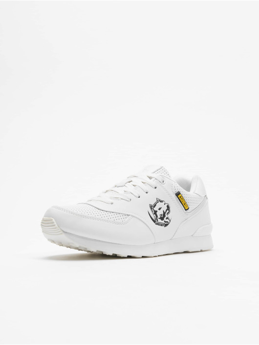 Amstaff Sneakers Running Dog white