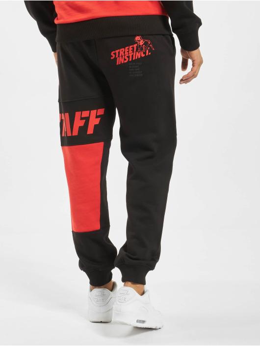 Amstaff Spodnie do joggingu Jebisu czarny