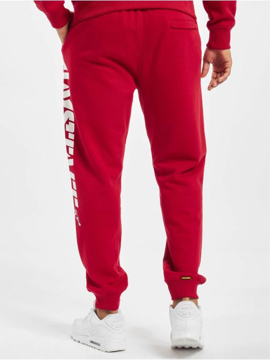 Amstaff Spodnie do joggingu Logo 2.0 czerwony