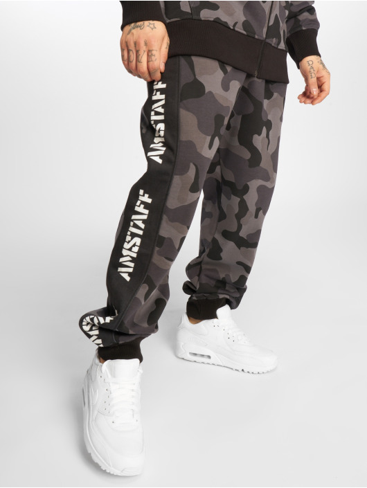 Amstaff Spodnie do joggingu Avator moro