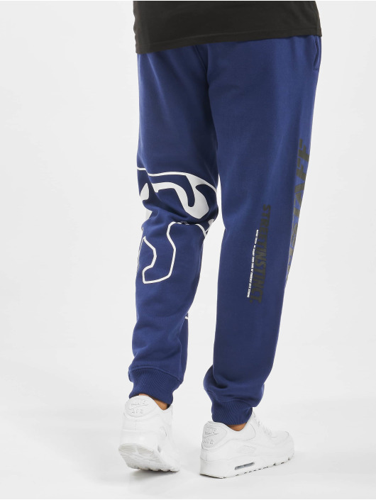 Amstaff Spodnie do joggingu Fantor niebieski