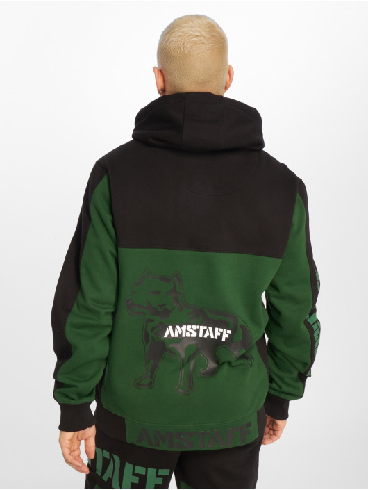 Amstaff Sudaderas con cremallera 88690 verde