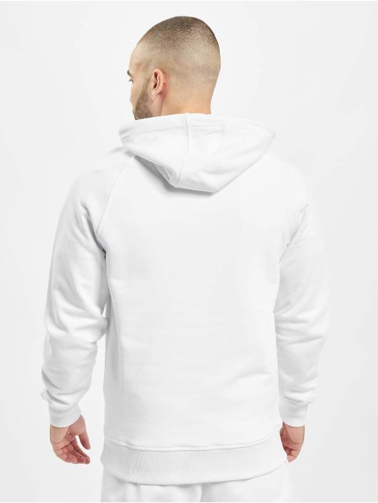 Amstaff Sweat capuche Logo 2.0 blanc