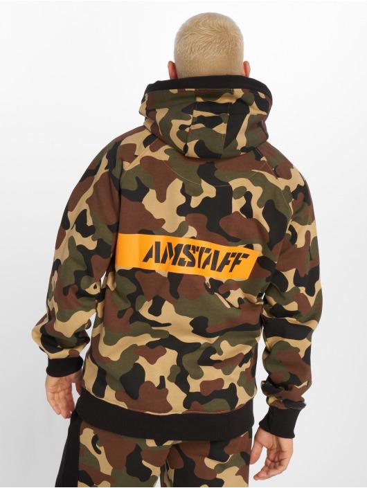 Amstaff Sweat capuche Tafio camouflage