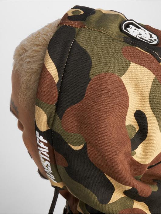 Amstaff Sweat capuche zippé Tafio camouflage