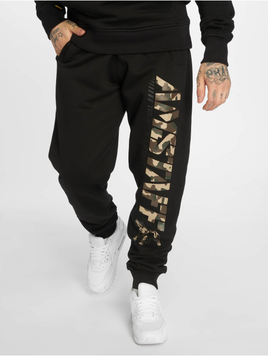 Amstaff Sweat Pant Logo 2.0 black
