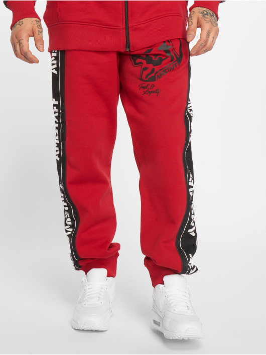 Amstaff Sweat Pant Avator red