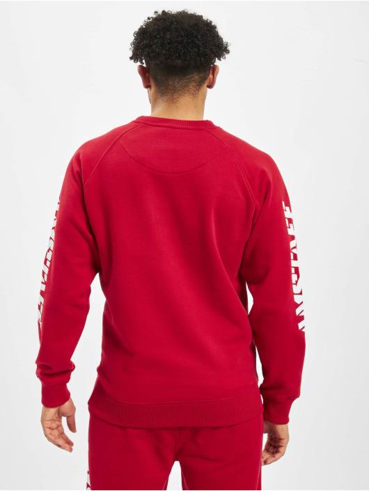 Amstaff Swetry Logo 2.0 czerwony