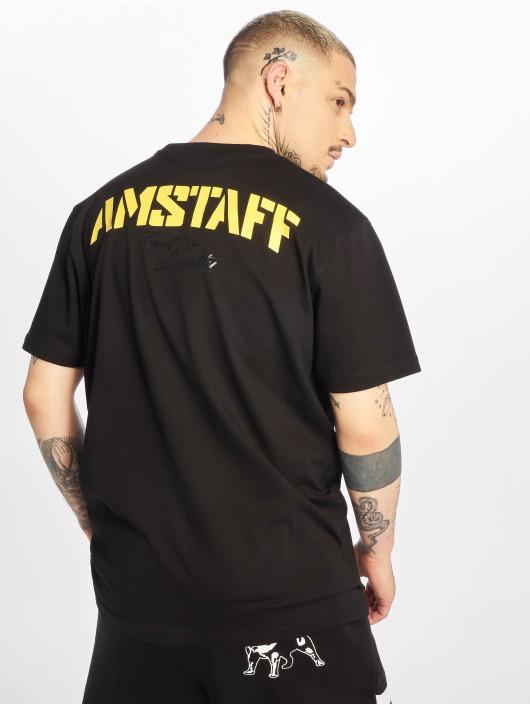 Amstaff T-paidat Logo 2.0 musta