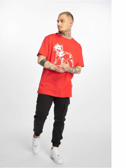 Amstaff T-paidat Logo 2.0 punainen