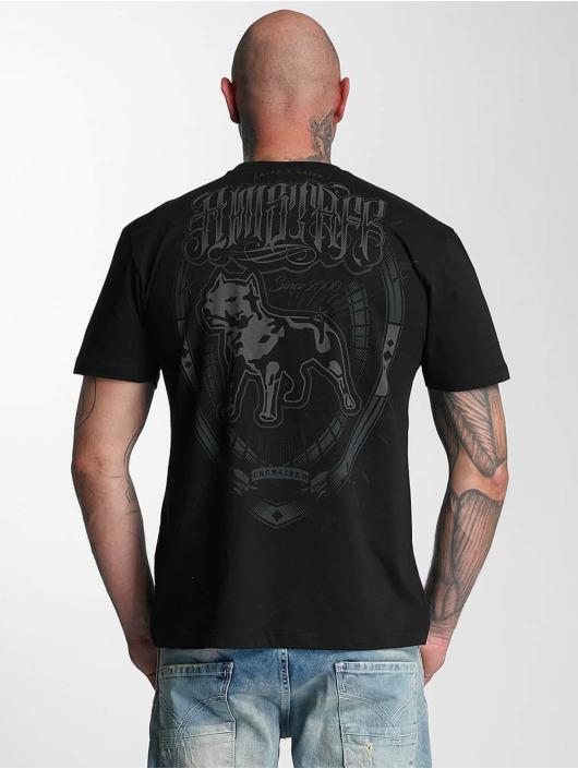 Amstaff T-Shirt Royalis black