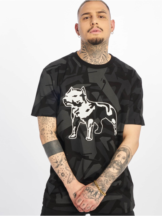 Amstaff T-Shirt Livus black