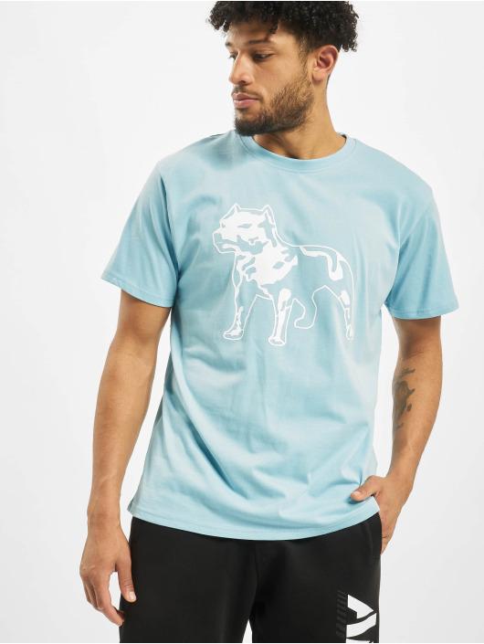 Amstaff T-Shirt Logo 2.0 blau