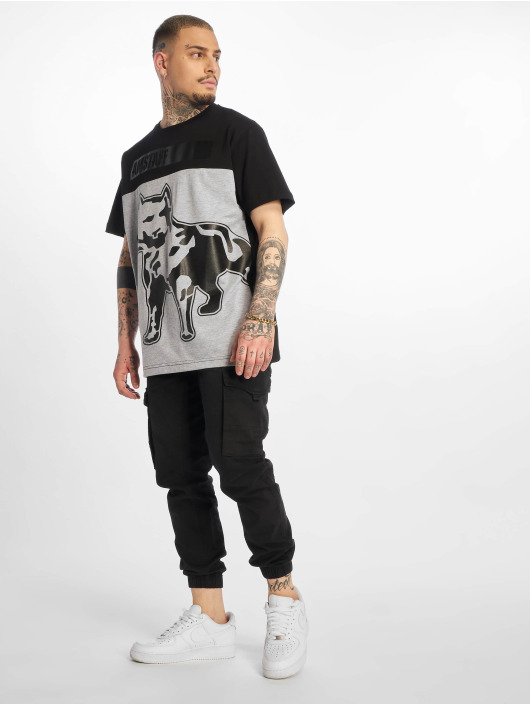 Amstaff T-Shirt Lagran grey