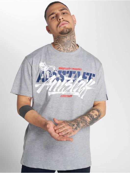 Amstaff T-Shirt Tekal gris