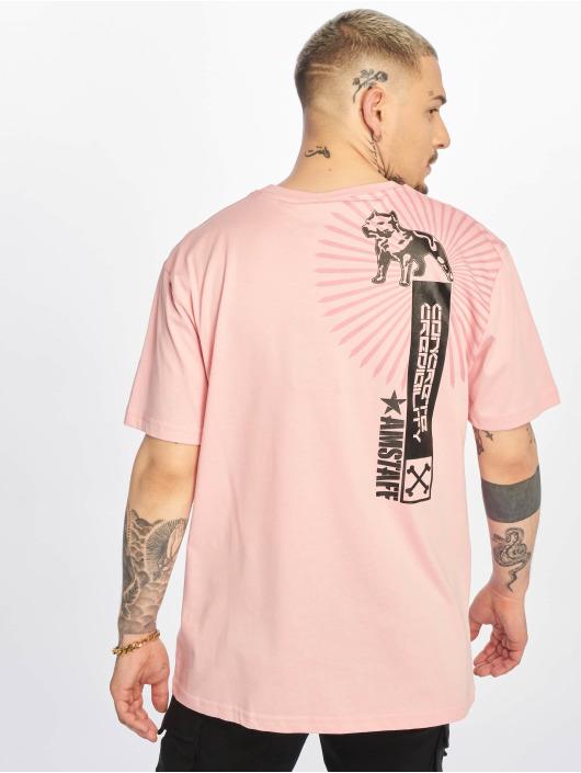 Amstaff T-Shirt Aponi magenta