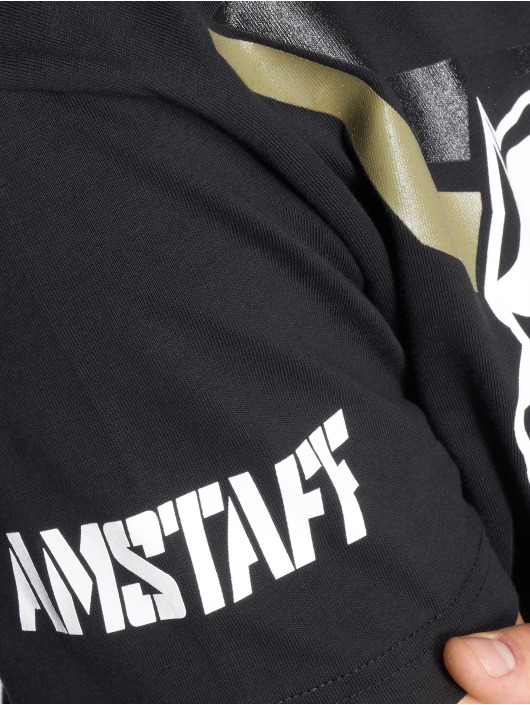 Amstaff T-shirt Senshi nero