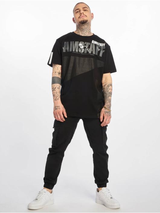 Amstaff T-shirt Habos nero