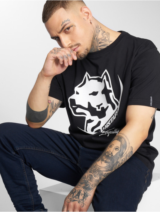 Amstaff T-Shirt Gerros noir