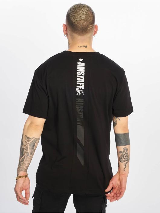 Amstaff T-Shirt Habos noir