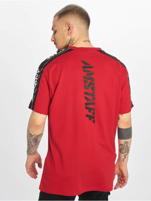 Amstaff T-shirt Avator rosso