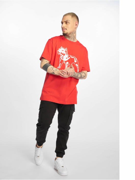 Amstaff T-Shirt Logo 2.0 rouge