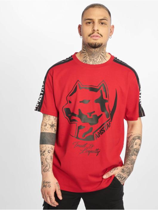 Amstaff T-Shirt Avator rouge