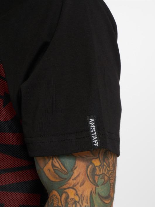 Amstaff T-Shirt Malosi schwarz