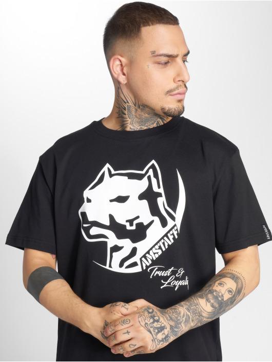 Amstaff T-Shirt Gerros schwarz