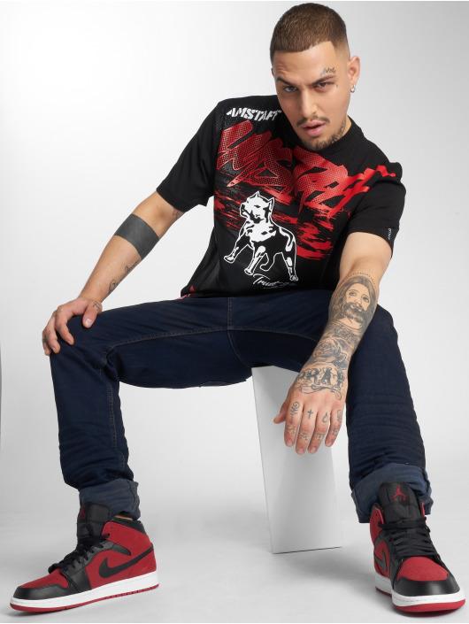 Amstaff T-Shirt Takobi schwarz