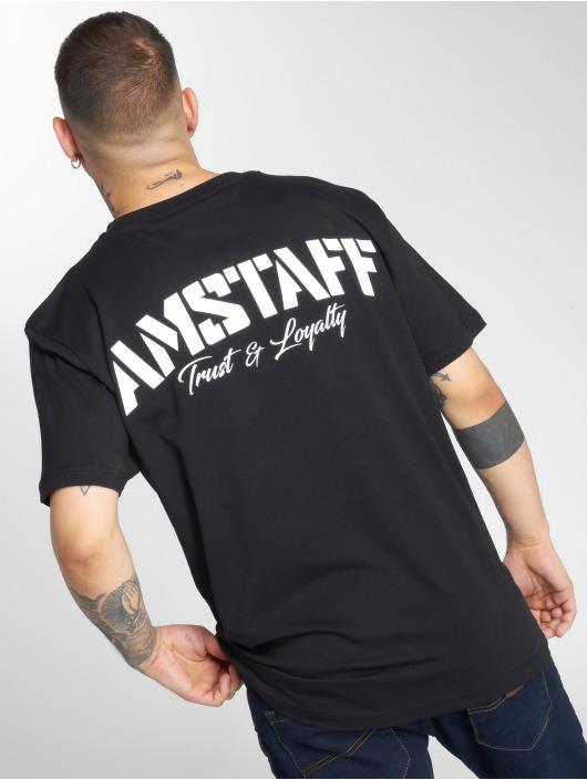 Amstaff T-shirt Gerros svart