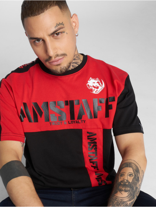 Amstaff T-shirt Batra svart