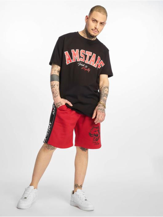 Amstaff T-shirt Gomer svart