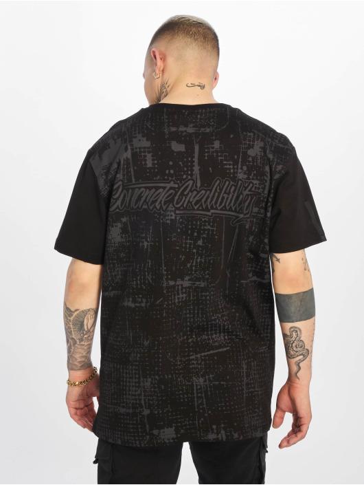 Amstaff T-shirt Frost svart