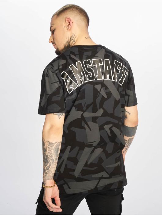 Amstaff T-shirt Livus svart