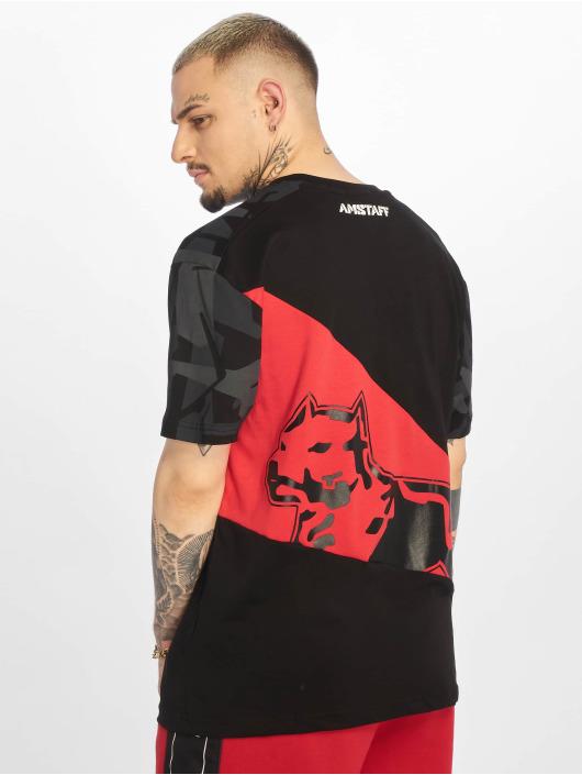 Amstaff T-shirt Istar svart