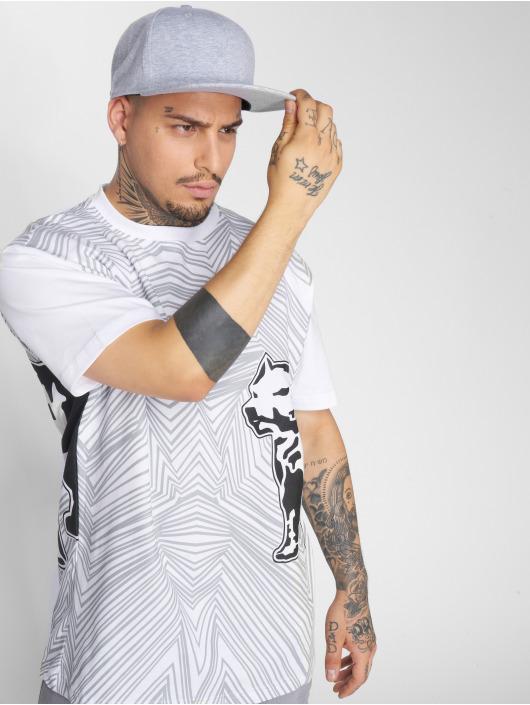 Amstaff T-Shirt Vantu weiß