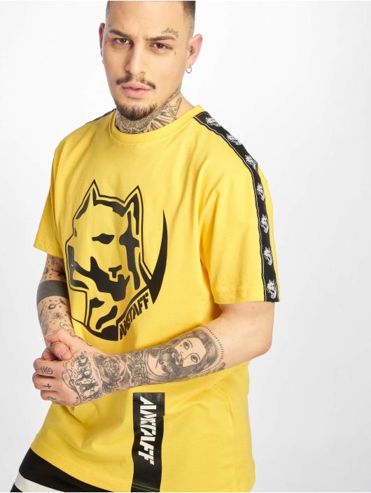 Amstaff T-Shirt Antar yellow