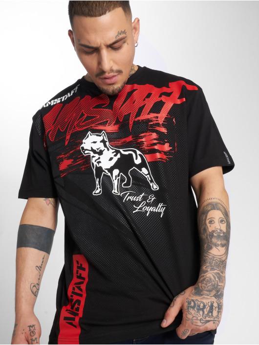 Amstaff t-shirt Takobi zwart