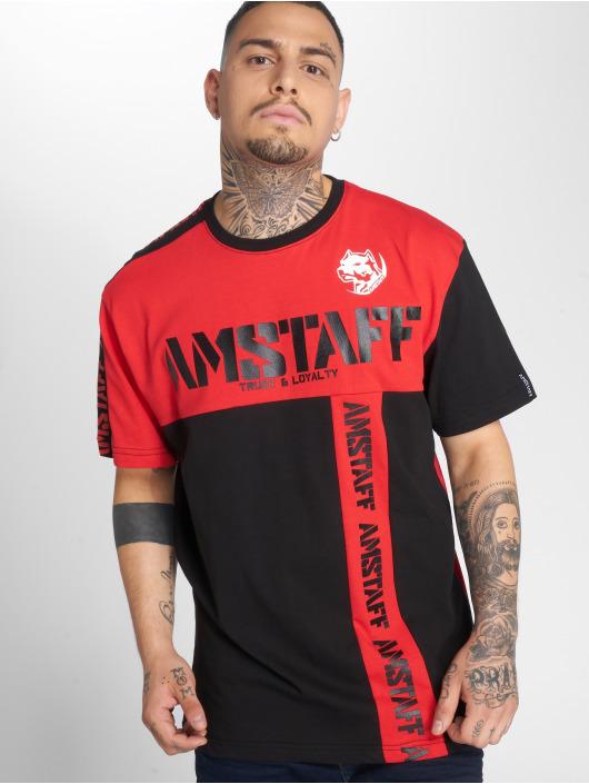 Amstaff t-shirt Batra zwart