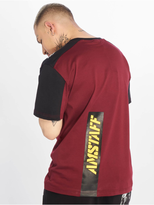 Amstaff T-shirts Smash rød
