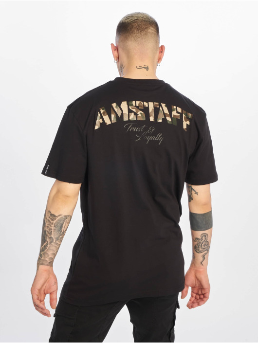 Amstaff T-shirts Logo 2.0 sort