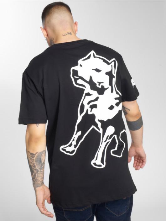 Amstaff T-Shirty Senshi czarny