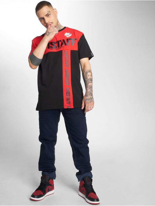 Amstaff T-Shirty Batra czarny