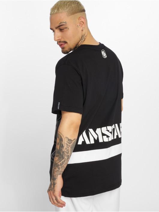 Amstaff T-Shirty Okus czarny