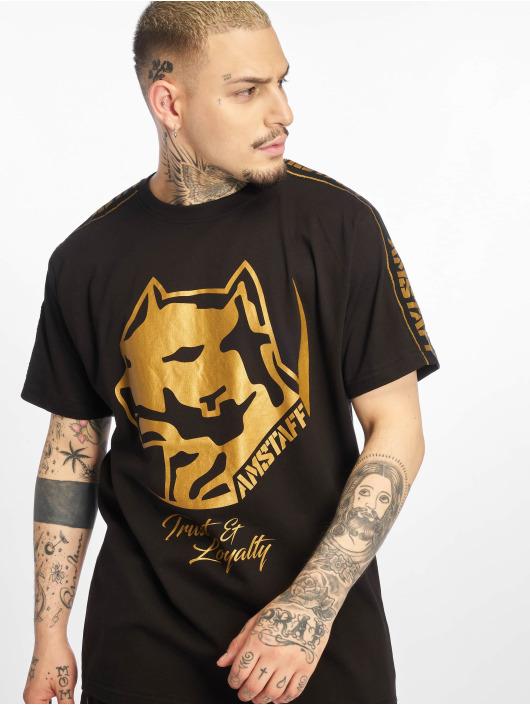 Amstaff T-Shirty Bartok czarny