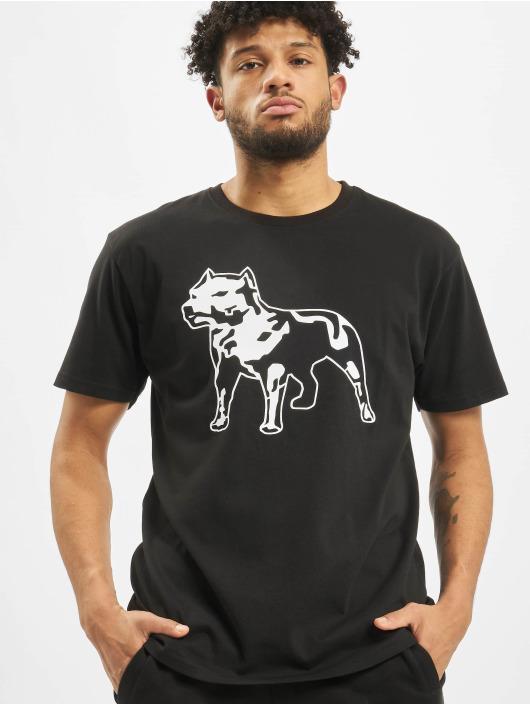 Amstaff T-Shirty Logo 2.0 czarny