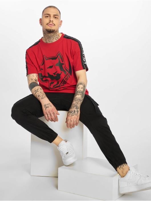 Amstaff T-Shirty Avator czerwony