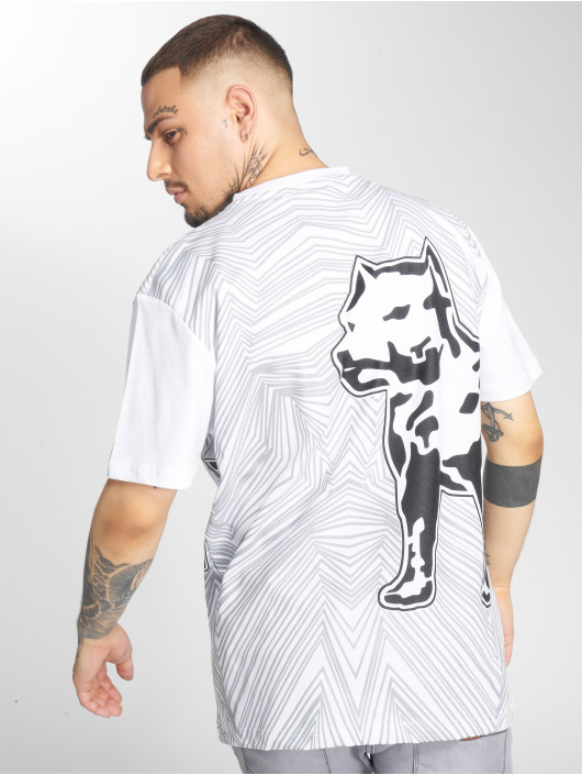 Amstaff T-skjorter Vantu hvit
